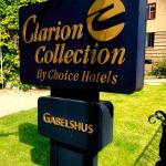 Clarion Collection Hotel Gabelshus Foto