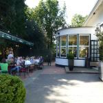 Schlossgarten Cafe Foto