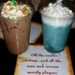 Milton iced Coffee and Little Boy Blue Cold Drinks
