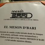 Foto de Meson de Bari