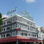 Hotel Vistaria Front View