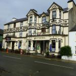 Famous Hotel/Pub on the TT course