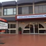 Adelaide International Motel Foto