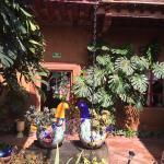 Hotel Casa Encantada Foto