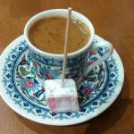 Turkish coffee :)