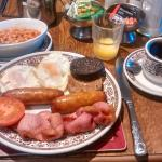 A Delicious and Filling Full Irish Breakfast