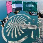 Foto di Skydive Dubai - Palm Drop Zone - TEMPORARILY CLOSED