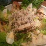 Ceasar salad..... gnam gnam