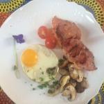 Foto de Aasvoelkrans Bed and Breakfast