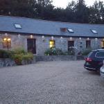 Llethryd Barns