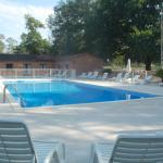 La piscine du Relais du Moulin Neuf