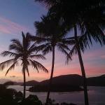 Shute Harbour sunrise