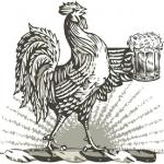 The Fighting Cocks Logo