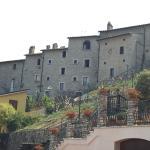 Hotel Rocca Ranne, cibo cortesia e panorama!