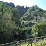 Cascata delle marmore, Belvedere superiore e Belvedere inferiore