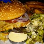 Excellent, burger et frites au top