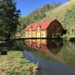 Drowsy Water Ranch barn