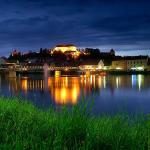A view of the oldest town in Slovenia and Styria - Ptuj