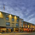 Hotel T Voorhuys