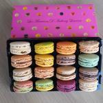Macarons lemoine, subtilité et douceur