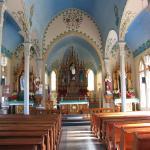 Sts. Cyril and Methodius Catholic Church, Dubina, TX