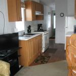 Rental Unit Kitchen