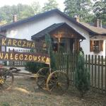 Przepiękna Karczma Nałęczowska.
