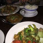 Malaysian hawker food