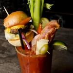 Ultimate Cheeseburger Caesar