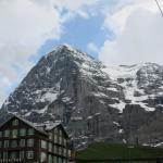 Hotel Bahnhof Kleine Scheidegg Foto