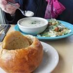 Wonderful soup bowl