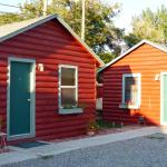 Comfortable self contained cabins in Columbus