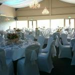 The Riverbanks private function room
