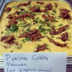 Punjabi Curry Vegetarisch