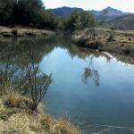 Swartberg Mountains The River dubbed|(The Beach)