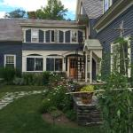 A great yard and garden