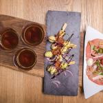 Heerlijke gerechten (shared dining)