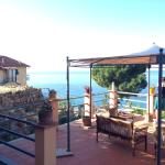 Breakfast veranda