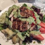 Mediterranean Chicken Salad/lunch special
