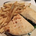 Bedouin Chicken Sandwich w/Fries
