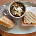 Chicken Chipotle and Onion Soup