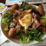 Salade saint Marcelin