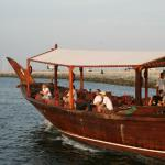 Dhow , Cruise, Boat
