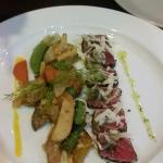 Koh Phangan Santorini Restaurant Foto