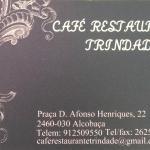 Café Restaurante Trindade,  Alcobaça