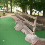 Another hole at Mulligan MacDuffer's Miniature Golf