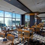 The Fallsview Buffet offers a spectacular view of the Falls