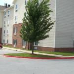 Exterior View Home-Towne Suites Bentonville