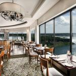 The Rainbow Room by Massimo Capra provides exquisite dining and a spectacular view