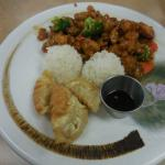 Special #2 - General Tso's Chicken and Gyoza